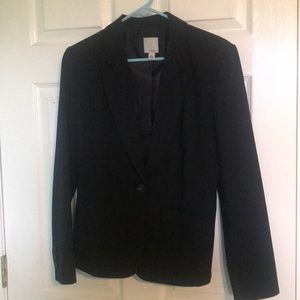 Black Halogen Blazer